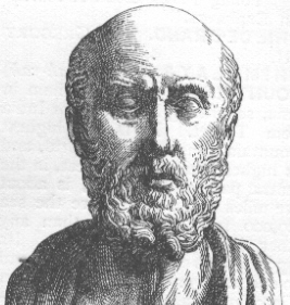 "Hippocrates, ""Father of Medicine"""