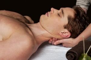 Rolfing Structural Integration neck work